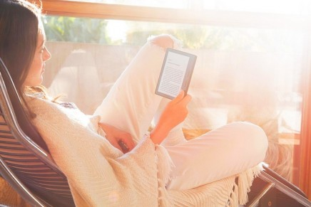 Amazon Kindle Oasis review: the luxury e-reader really is something special