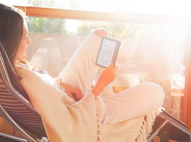 amazon oasis kindle e-reader 2016--