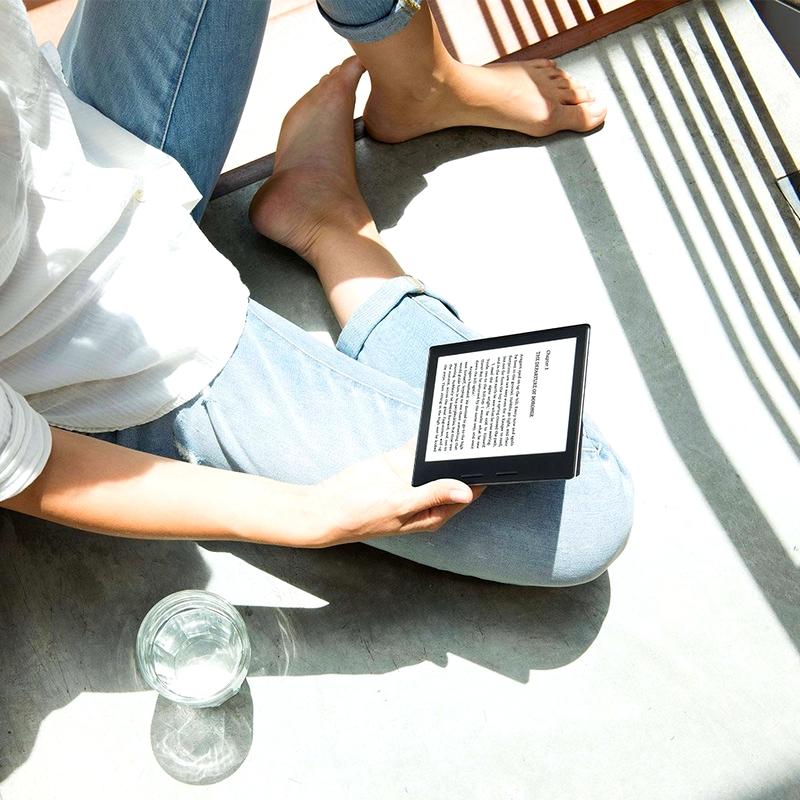 amazon oasis kindle e-reader 2016