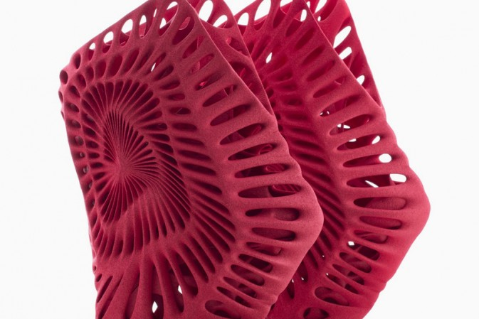 Re-inventing shoes with 3D printing