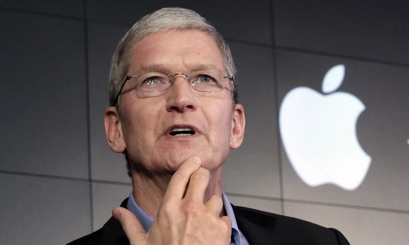 apple ceo -