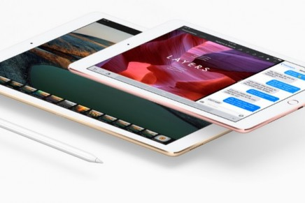 Five of the best tablets