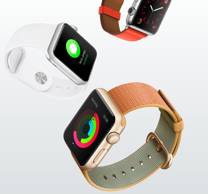 apple watch - you at a glance
