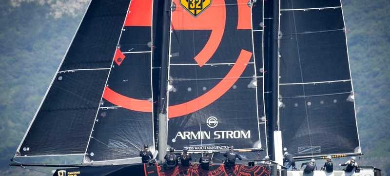 armin strom at GC32 Riva Cup 2016  Lake Garda-2016