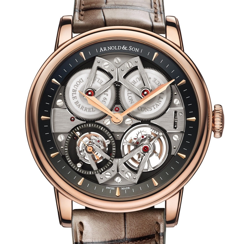 arnold&son constant force tourbillon