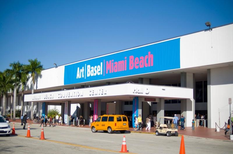 art basel-miami beach convention center