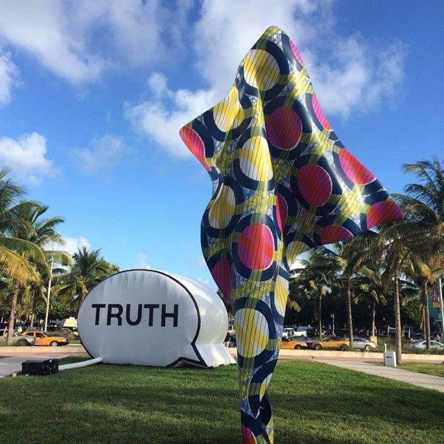 art basel miami - truth