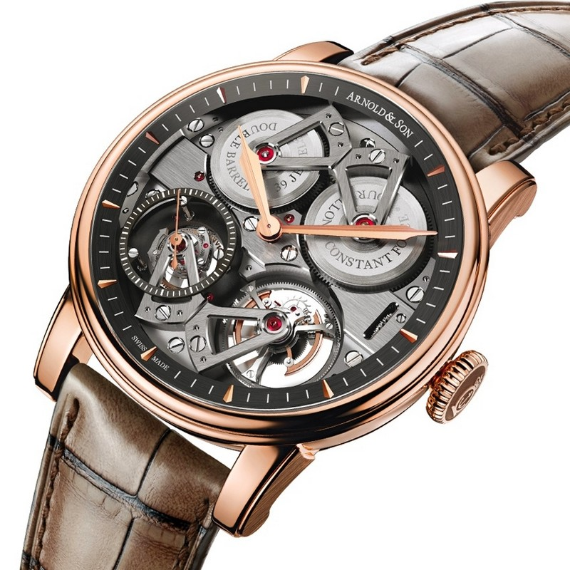 a&son constant force tourbillon