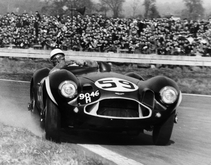 aston-martin-db3s-raced by Sir Stirling Moss