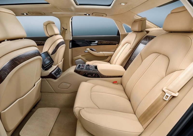 audi- New 6.36-metre luxury saloon offers spacious seating for 6-