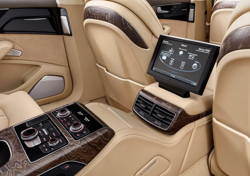 audi- New 6.36-metre luxury saloon offers spacious seating for six