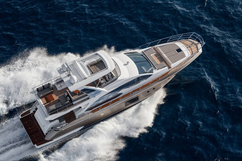 azimut 66- from above