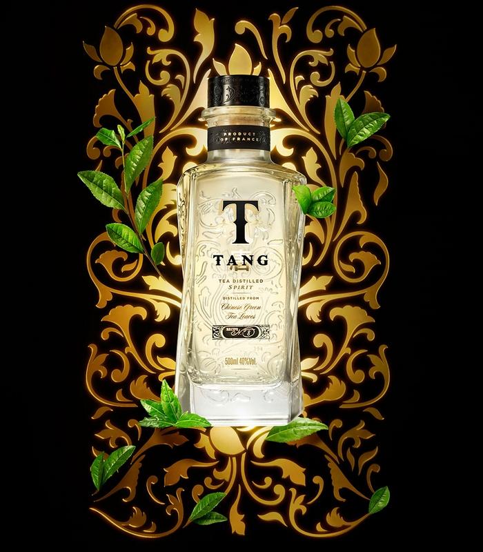 bacardi tang Tea-distilled liquor for China market-2015