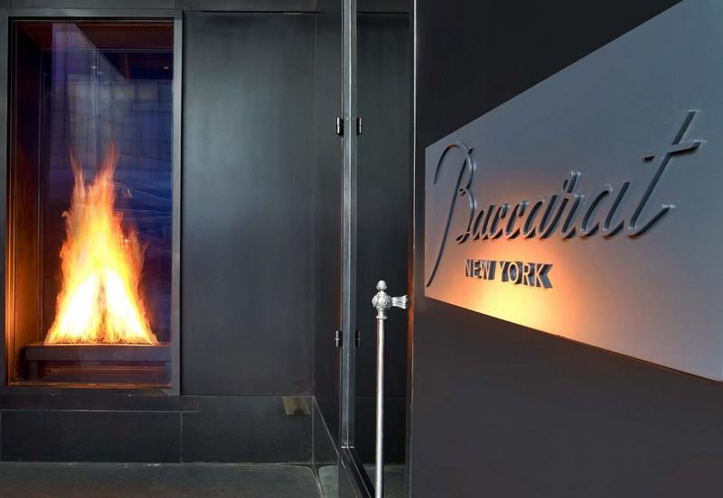 baccarat hotels & resorts -NY entrance
