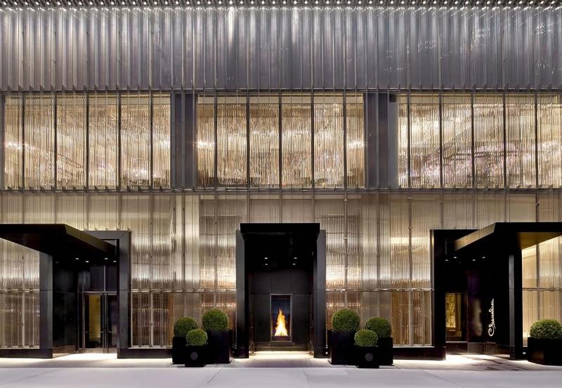 baccarat hotels & resorts -NY