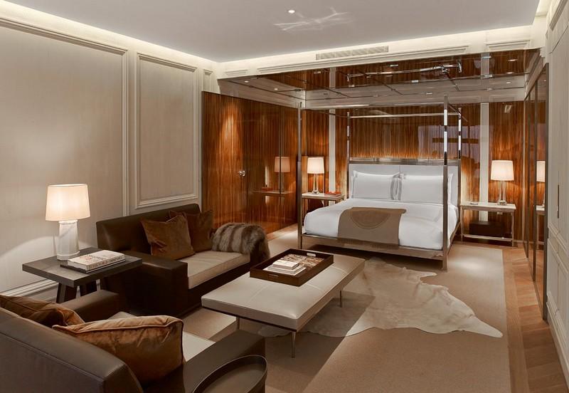 baccarat hotels & resorts -baccarat suite