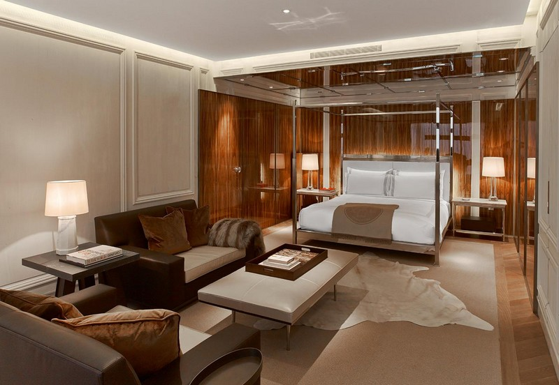 baccarat hotels & resorts -baccarat suite