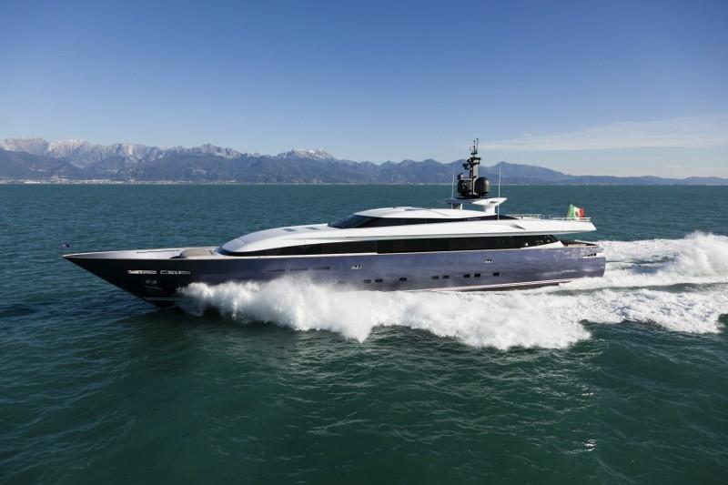 baglietto yachts dubai boat show2016