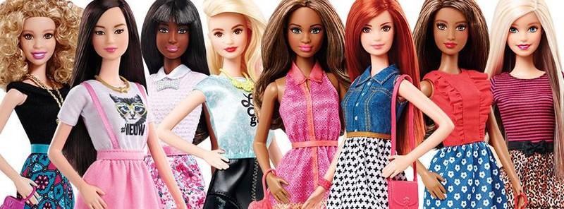 barbie fashionistas2015