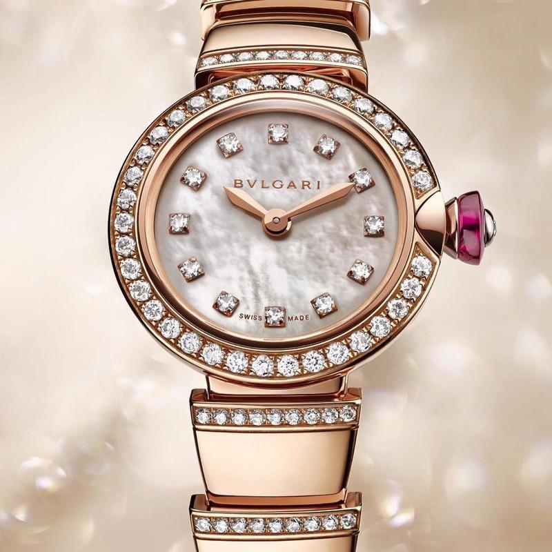 baselworld 2016 - bvlgari luxury watches - Bulgari Piccola LVCEA timepiece