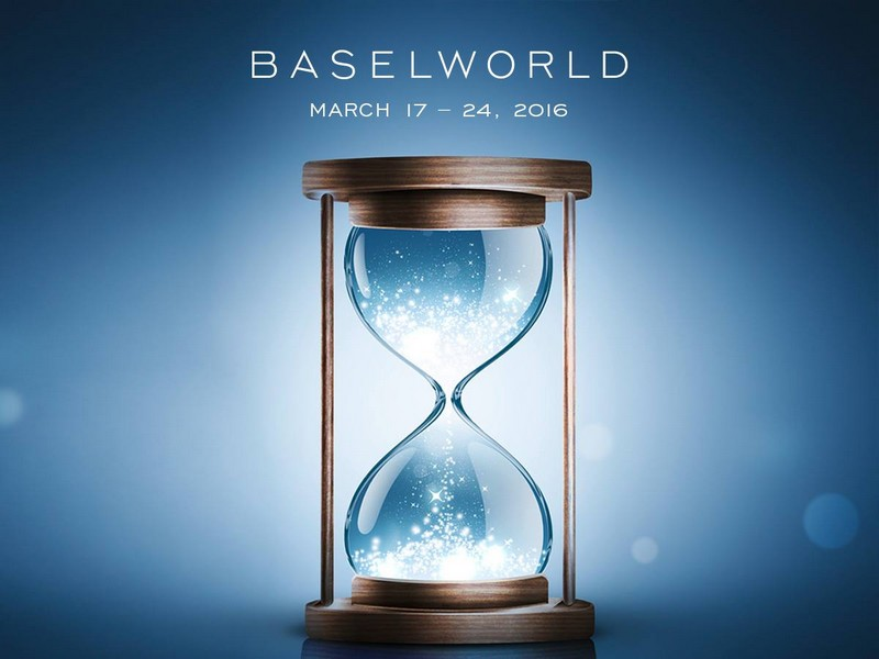 baselworld sand clock