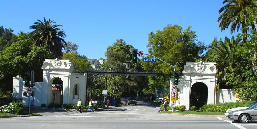 bel-air gates