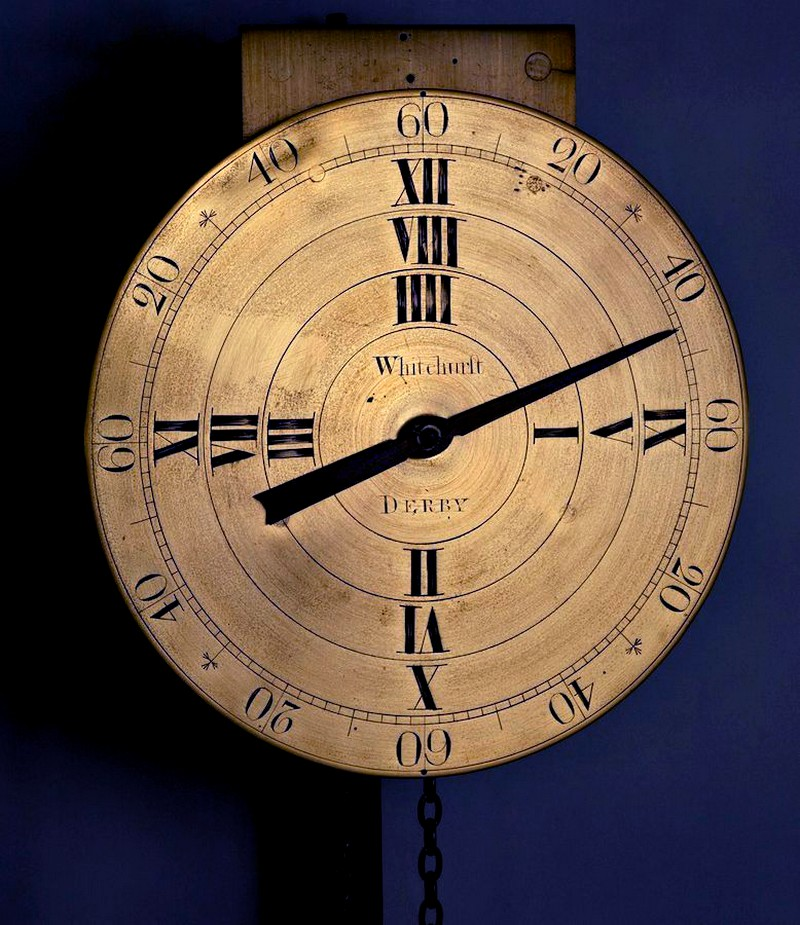 benjamin franklin clock invention-