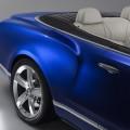 bentley grand convertible - details