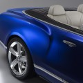 bentley grand convertible - details