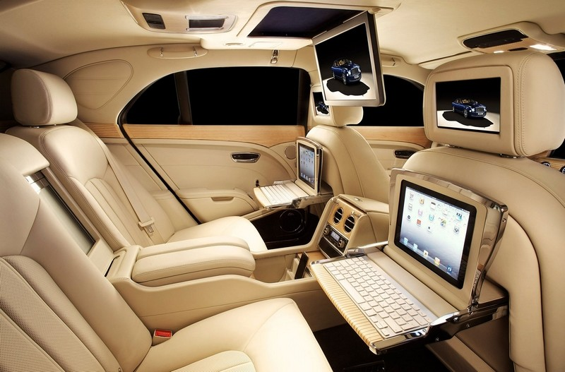 bentley mulsanne executive int