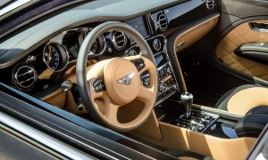 bentley mulsanne speed  - Bentley unveils the world's fastest ultra-luxury driving experience