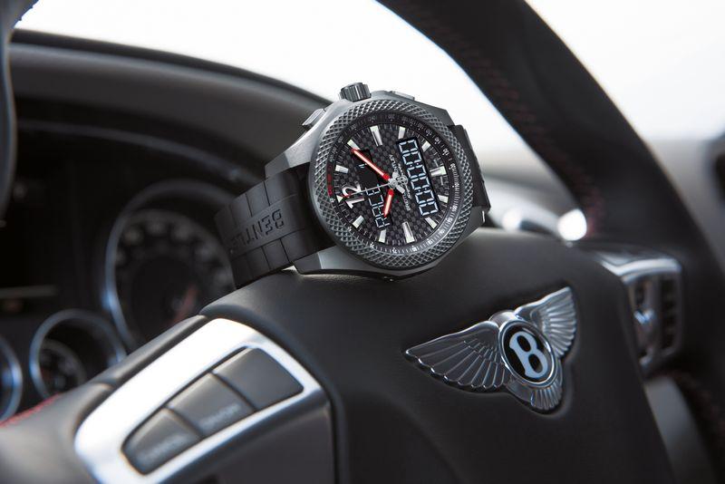 Bentley Supersports B55