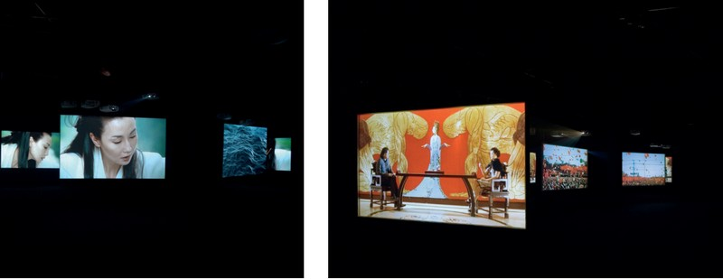bentu exhibition - chinese contemporary art 2016 - videps