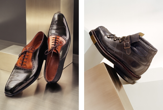 berluti at their feet - pages