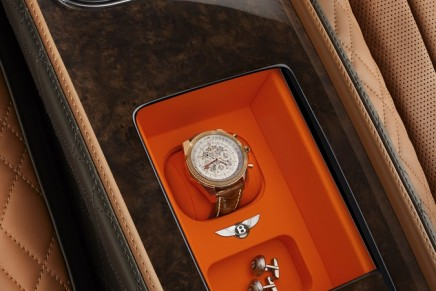 Bottle Coolers, Painted Veneers, and Sterling Silver Atomisers among Mulliner's latest bespoke creations