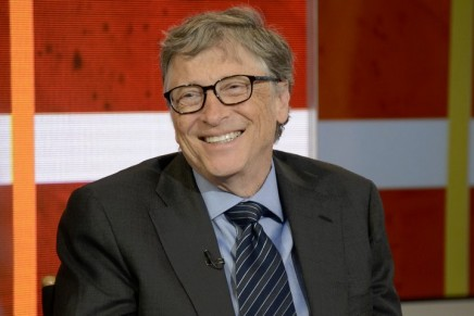 Why does Bill Gates want you to read The Myth of the Strong Leader?