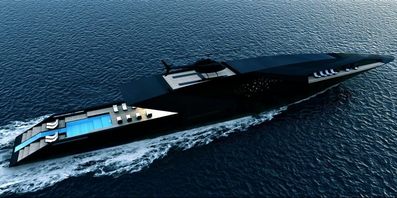 blackswan superyacht