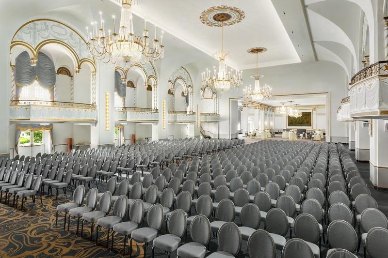 boston park plaza hotel after the 2016 renovation - 2luxury2--restored ballroom