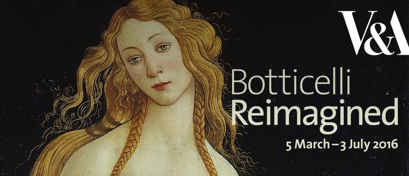 boticelli reimagined vanda museum london