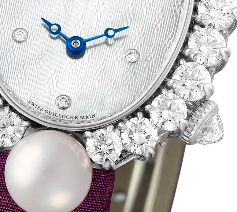 breguet perles imperiales 2016 baselworld watch and jewellery fair - 2luxury2 com-details