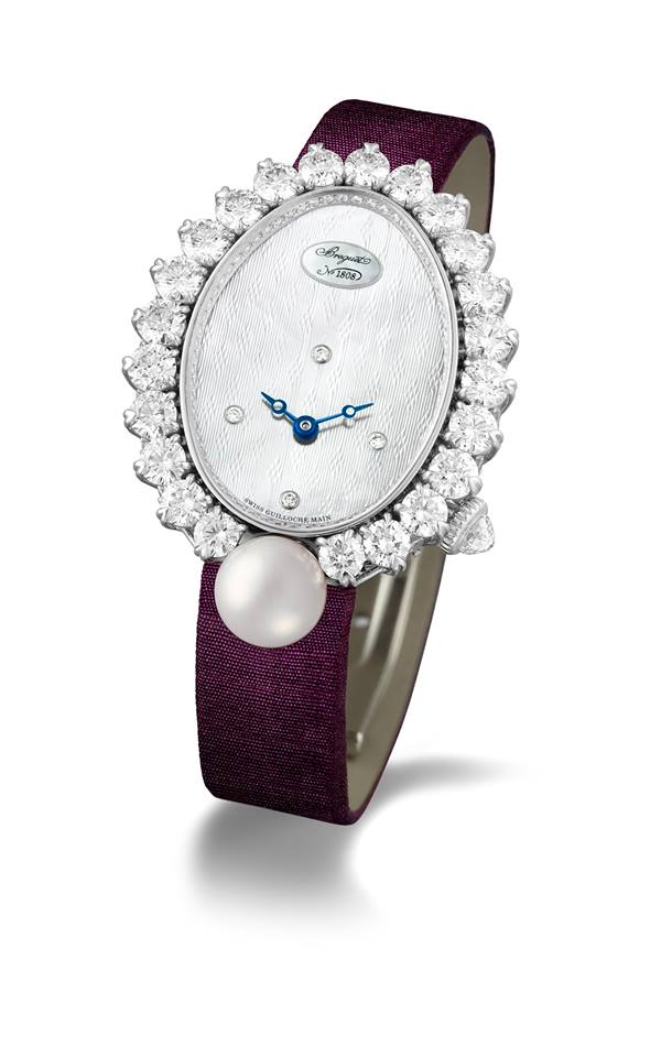 breguet perles imperiales 2016 baselworld watch and jewellery fair - 2luxury2 com