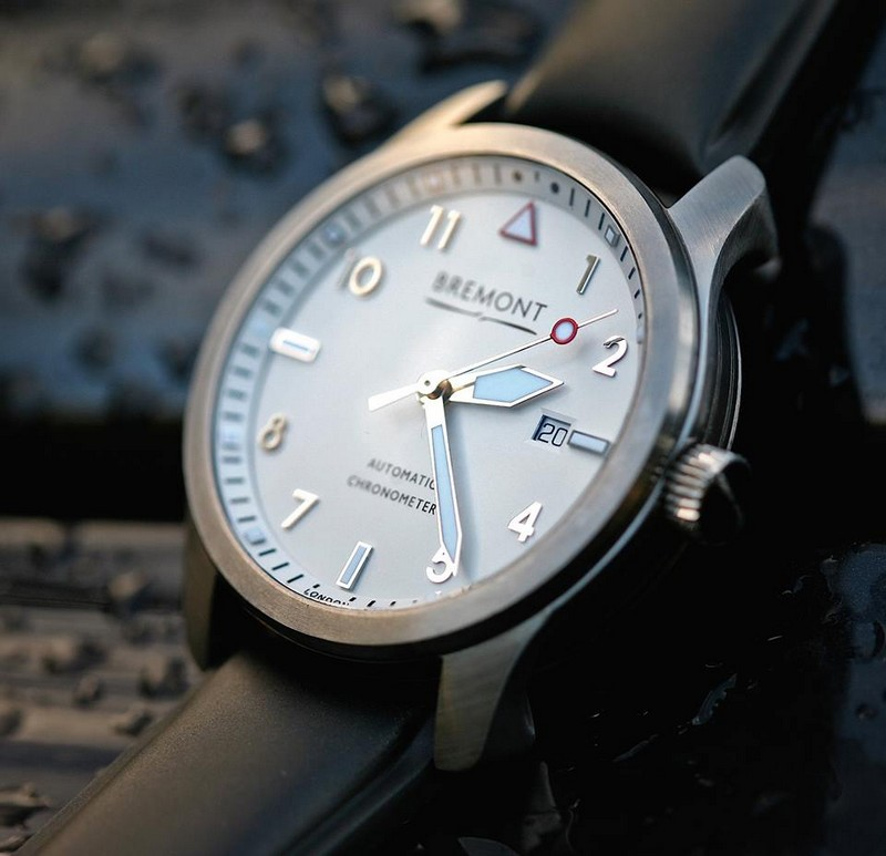 bremont solo watch 2015