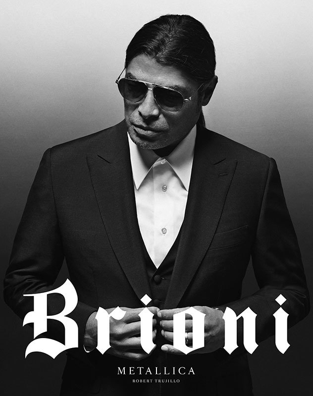 brioni and metallica campaign-2016 - 2luxury2--com