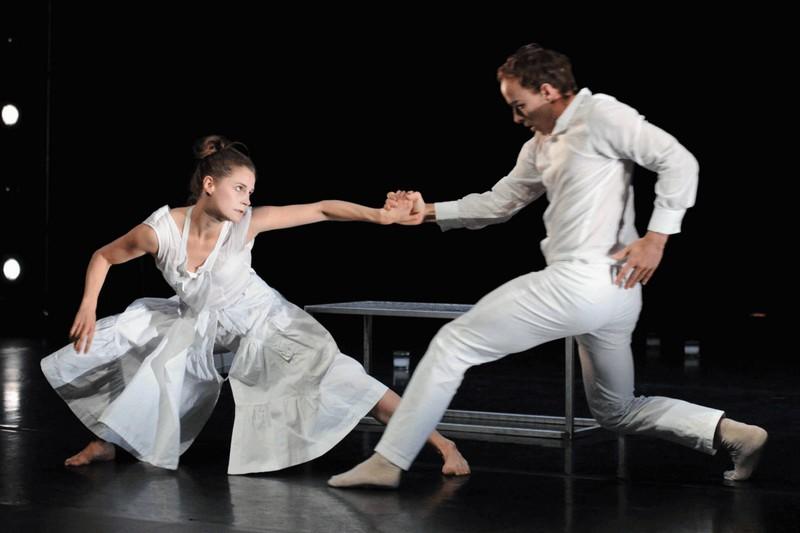 britihs dance scene
