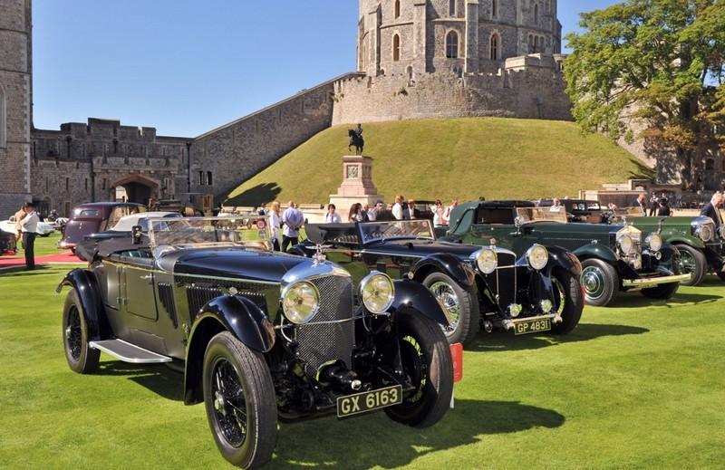 british-concours of elegance photos-winsdor-