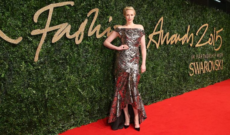 british fashion awards 2015redcarpet