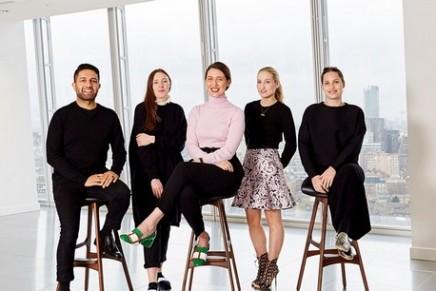 Sophia Webster, Emilia Wickstead, Mother of Pearl, Osman, and Prism for 2016 BFC/Vogue Designer Fashion Fund