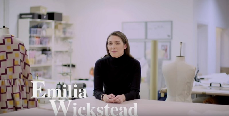 british fashion fund shortlist 2016 - emilia Wickstead