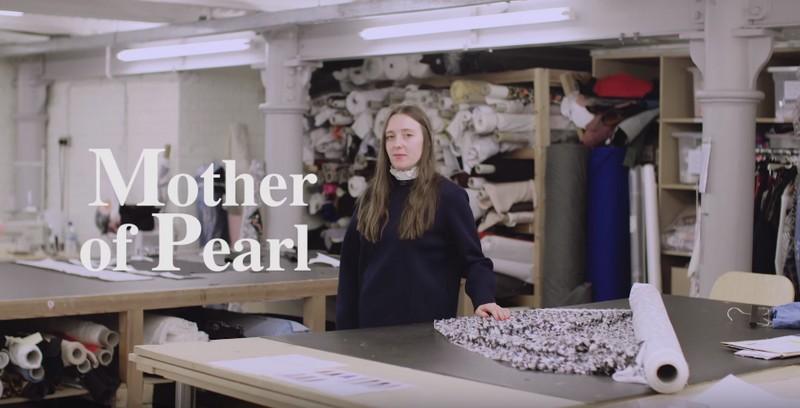 british fashion fund shortlist 2016 - mother of pearl