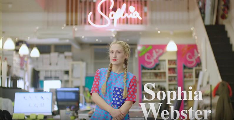 british fashion fund shortlist 2016 - sophia webster